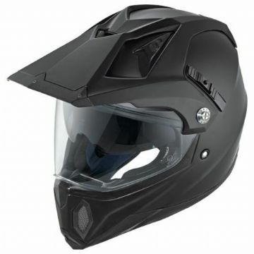 Held Makan Enduro Motorcycle Motorbike Full Face Adventure Helmet Black - Small